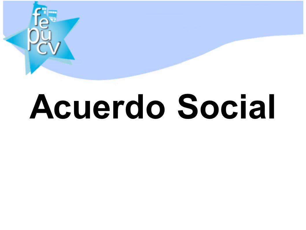 Acuerdo Social