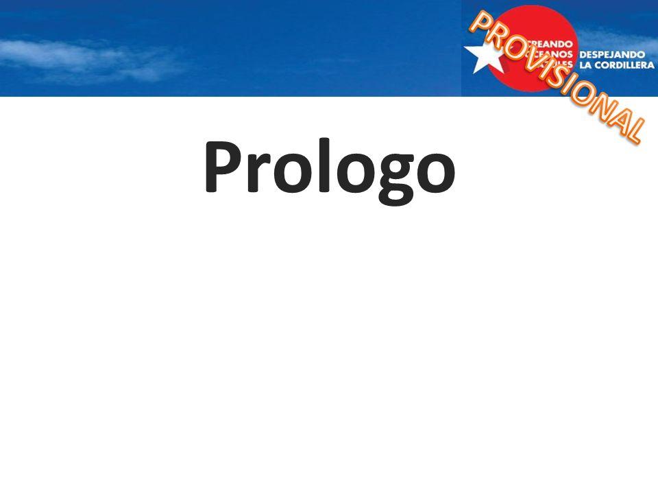 Precisiones Privilegio Esta es una invitación a un sueño y no solo a un Programa.