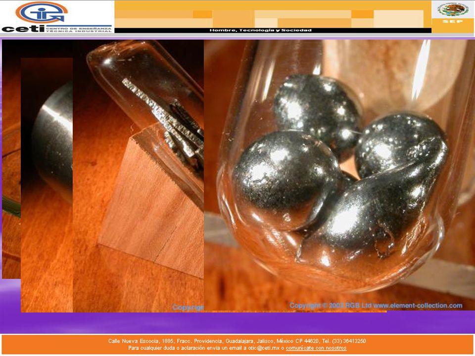 Primeros metales de Transición III 1.Molibdeno: Molybdos, planchas de calderas, cañones de rifles y filamentos. 2.Wolframio: Wolfram, max. p.f. 3380 °