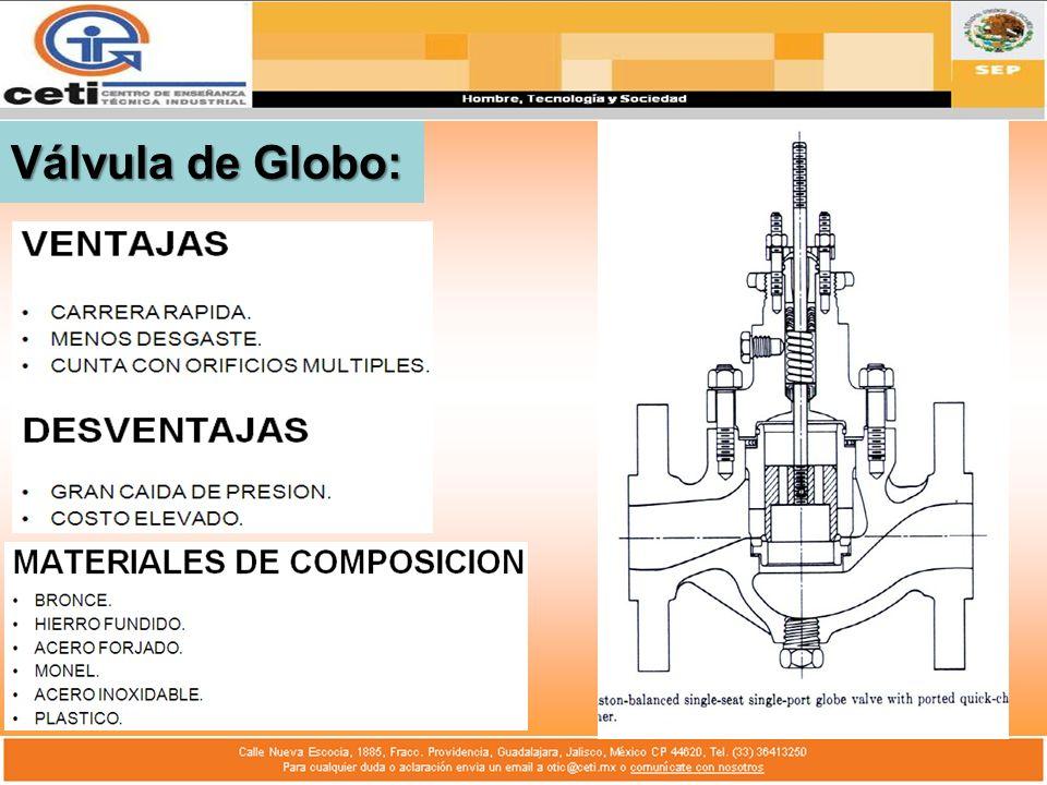 Válvula de Compresión: