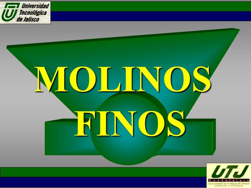 MOLINOS FINOS MOLINOS FINOS