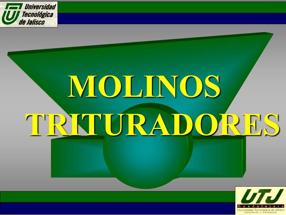 MOLINOS TRITURADORES MOLINOS TRITURADORES
