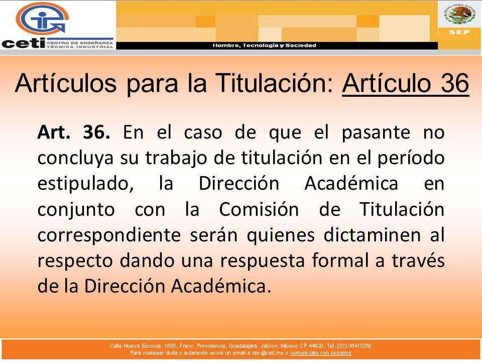 Referencias: Reglamento de Titulación, Tecnólogo e Ingenierías (2008). Pag 7, 8 y 9.