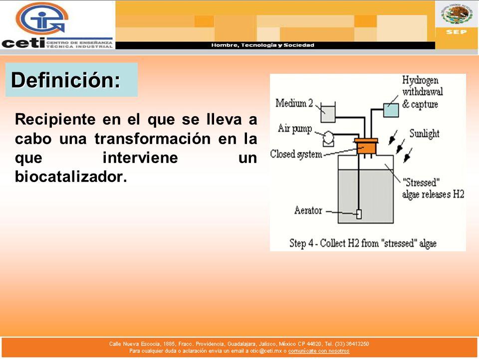 Características Generales: 1.Condiciones de Operación suaves (Poco aporte energético).