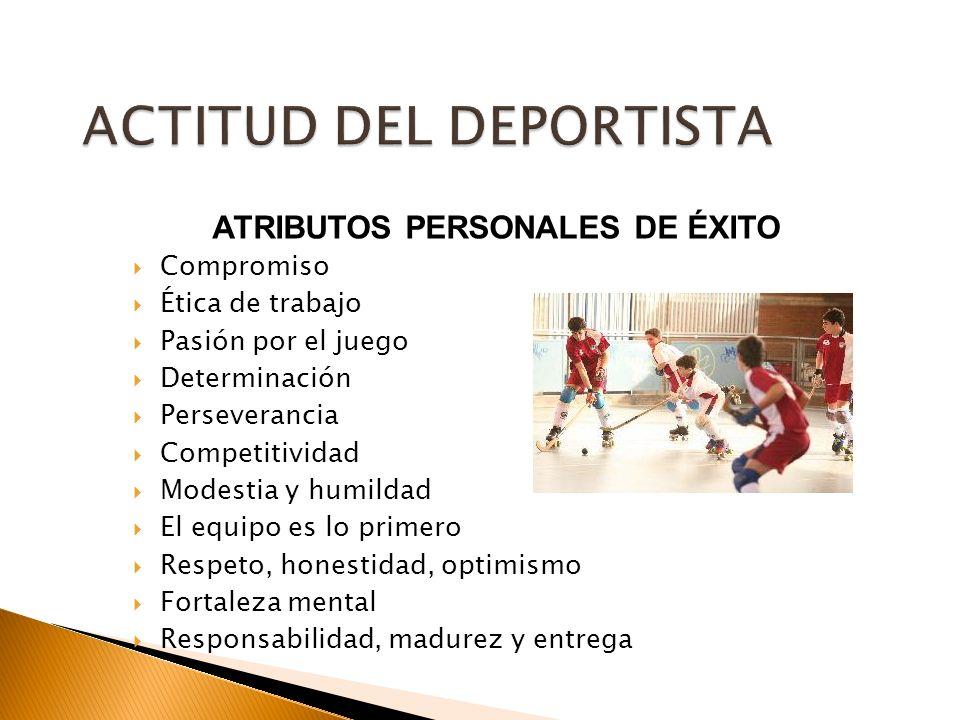 Compromiso Ética de trabajo Pasión por el juego Determinación Perseverancia Competitividad Modestia y humildad El equipo es lo primero Respeto, honest