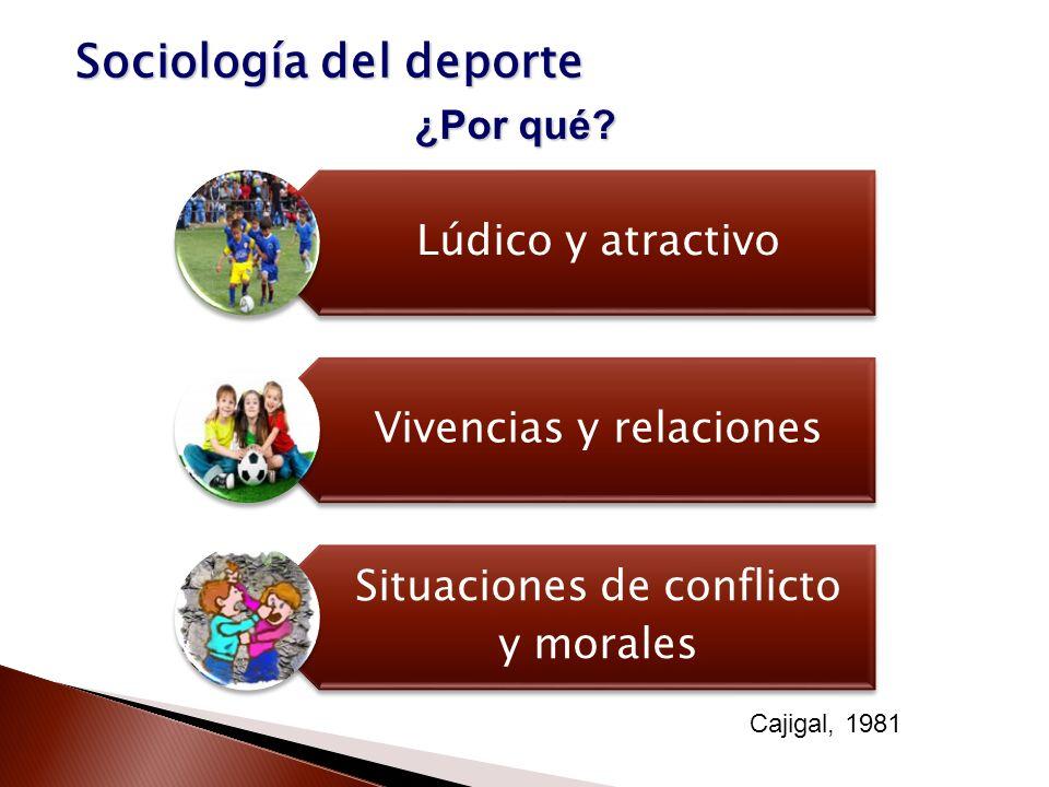 ¿Por qué? Cajigal, 1981