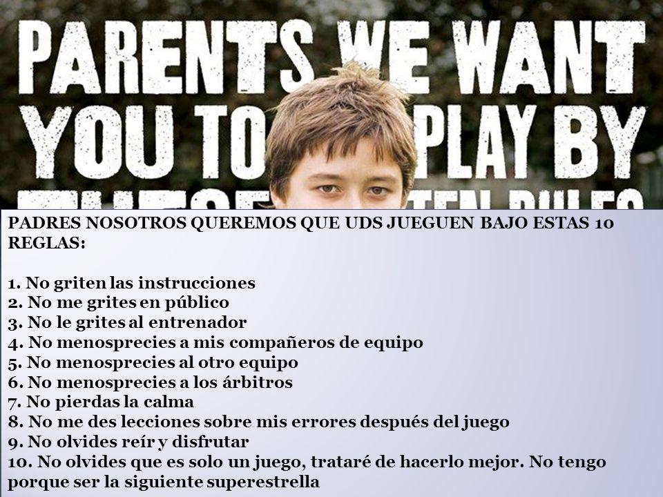 Derecho a participar en el deporte.