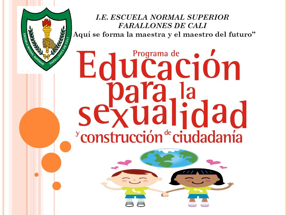 I.E. ESCUELA NORMAL SUPERIOR FARALLONES DE CALI Aquí se forma la maestra y el maestro del futuro