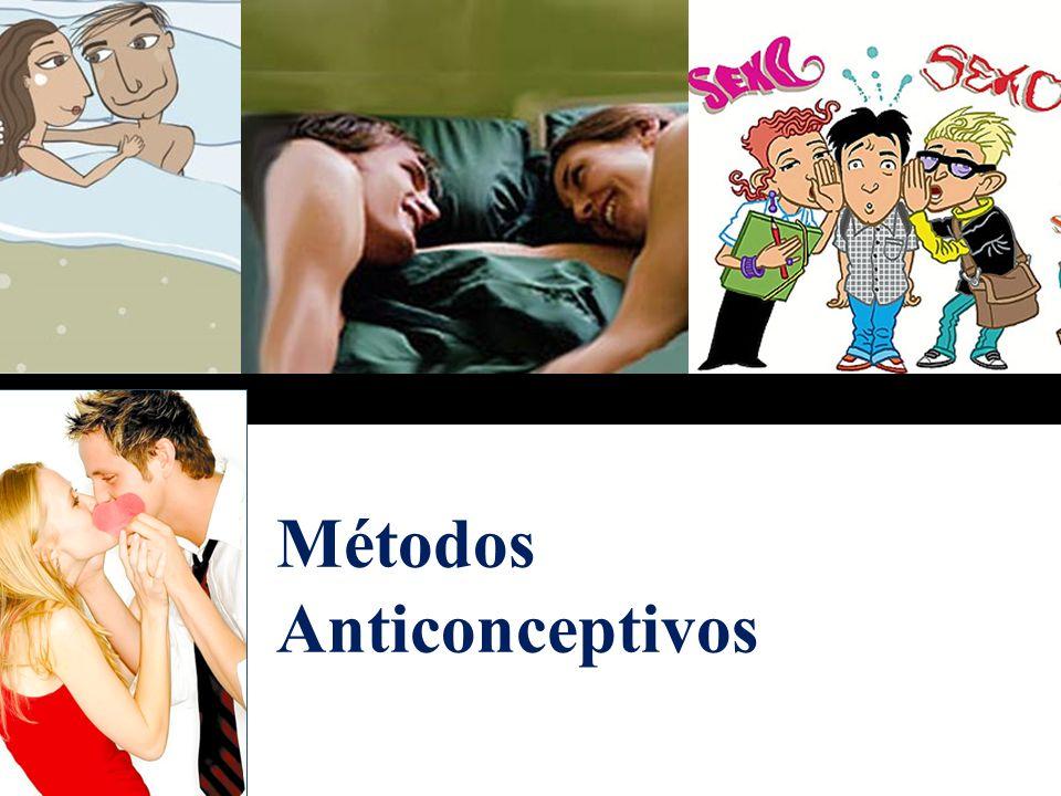 LOGO Métodos Anticonceptivos Se conoce como anticoncepción a todos aquellos métodos utilizados para evitar el embarazo.