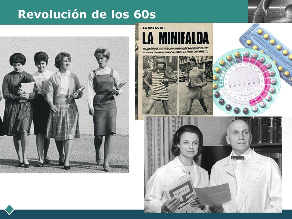 LOGO Revolución de los 60s