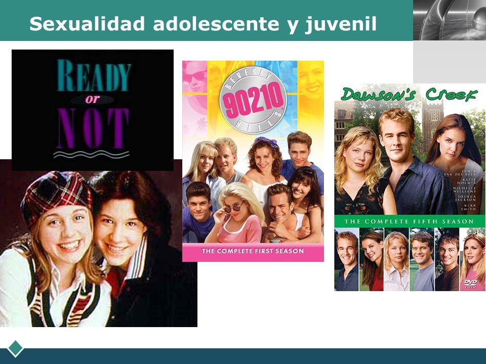 LOGO Sexualidad adolescente y juvenil