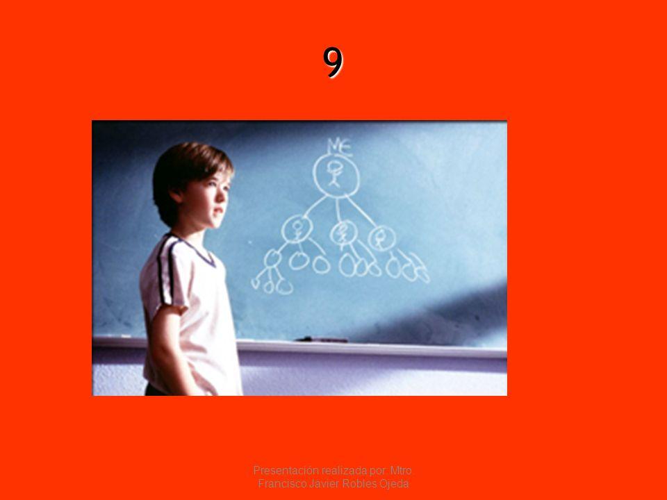 10 Presentación realizada por: Mtro. Francisco Javier Robles Ojeda