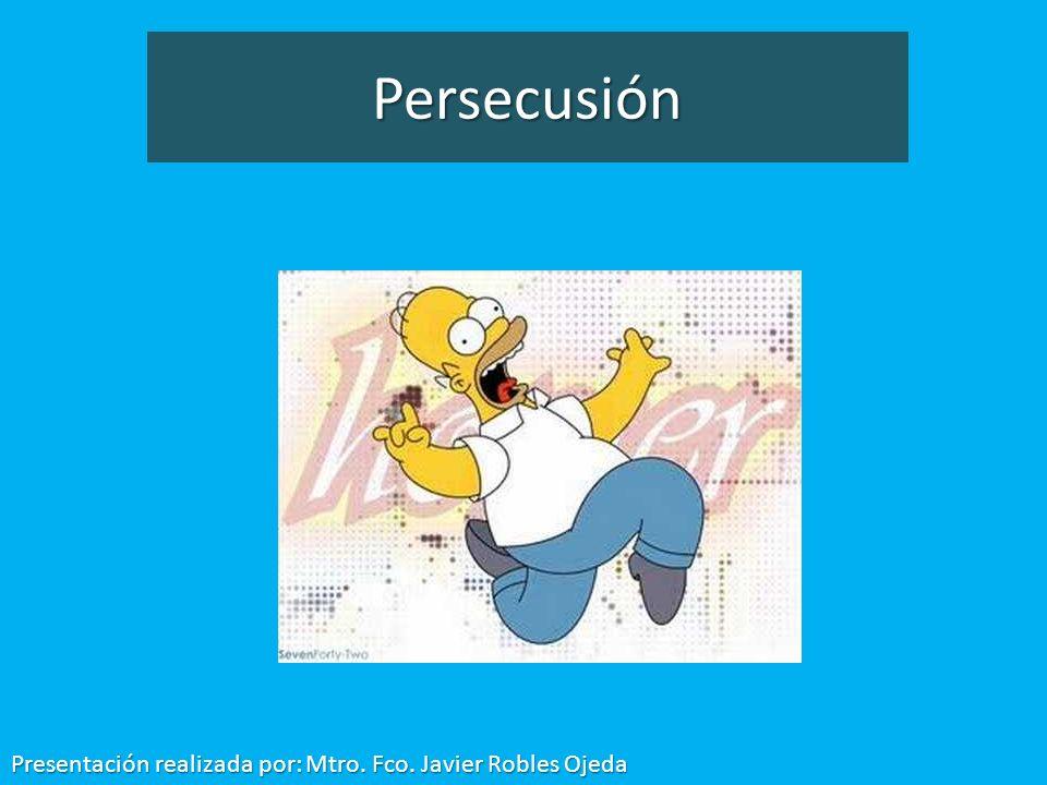Persecusión
