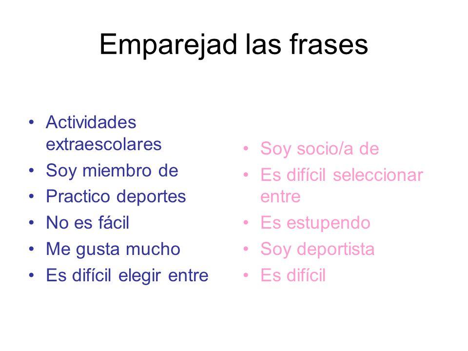Comparar In Spanish we use más … que for more..