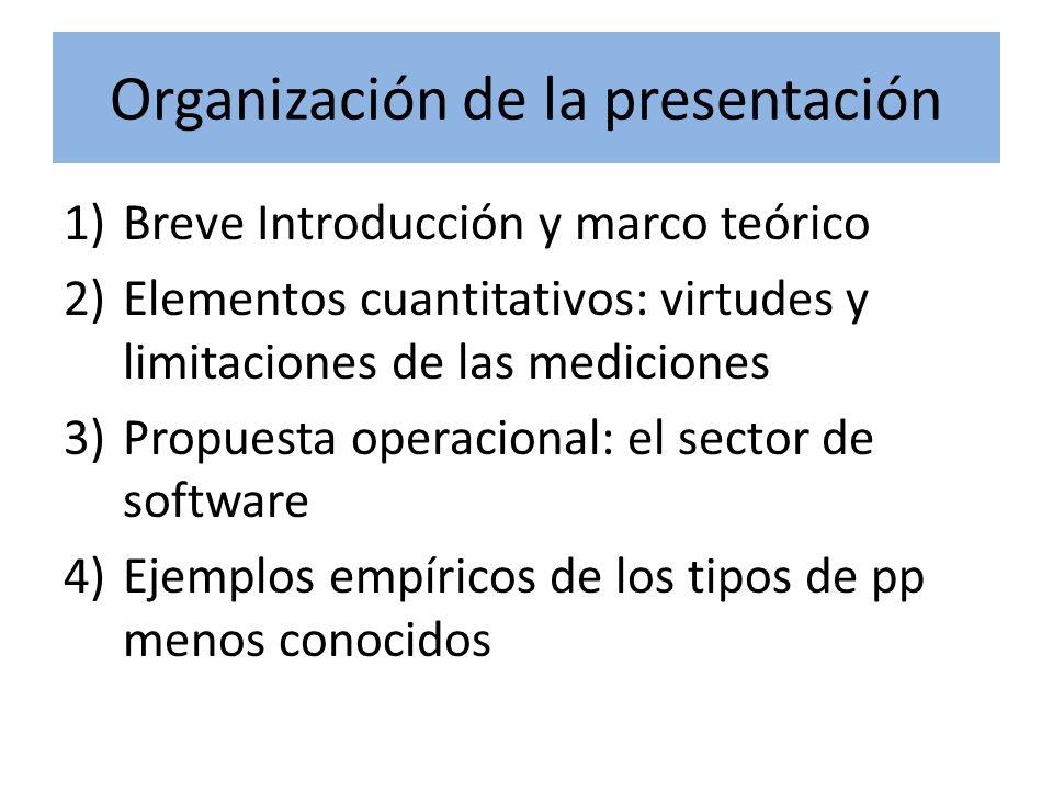 4) Algunos ejemplos del trabajo de campo