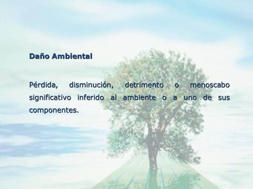Contaminante Elemento, compuesto, sustancia, derivado químico o biológico, energía, radiación, vibración, ruido, o una combinación de ellos, cuya pres