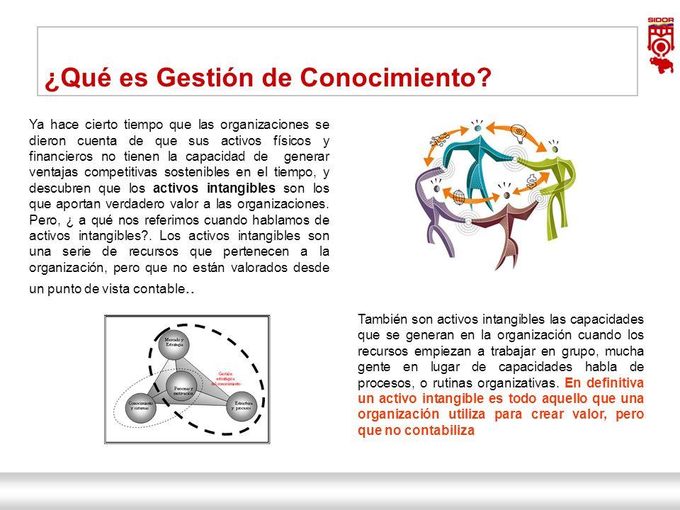 Instituto de Investigaciones Metalúrgicas y de Materiales Siderúrgica del Orinoco Alfredo Maneiro| Dirección Ejecutiva 3 ¿Qué es Gestión de Conocimiento.