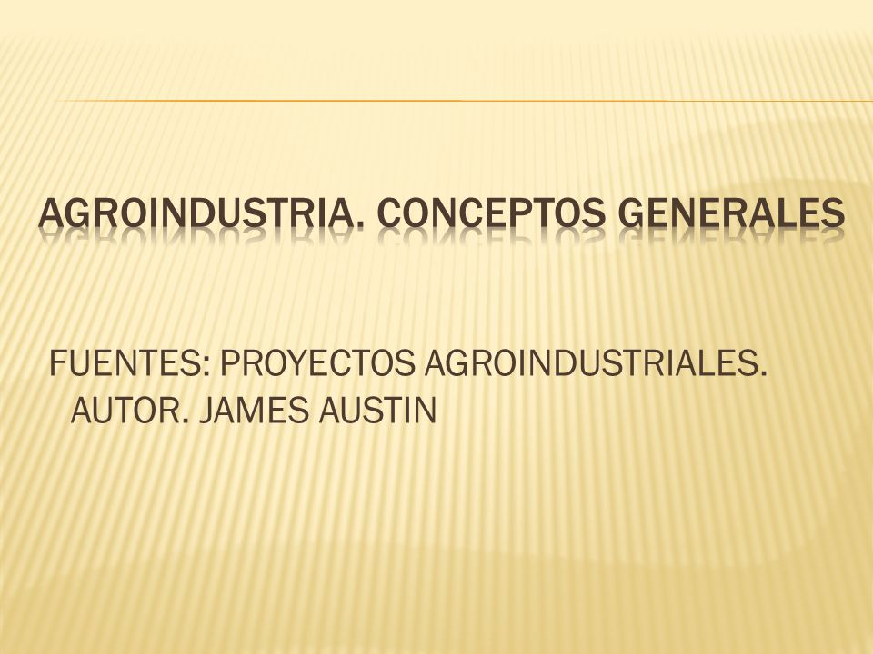 - La Agroindustria es un sistema dinámico que implica la combinación de dos procesos productivos, el agrícola y el industrial, para transformar de manera rentable los productos provenientes del campo.
