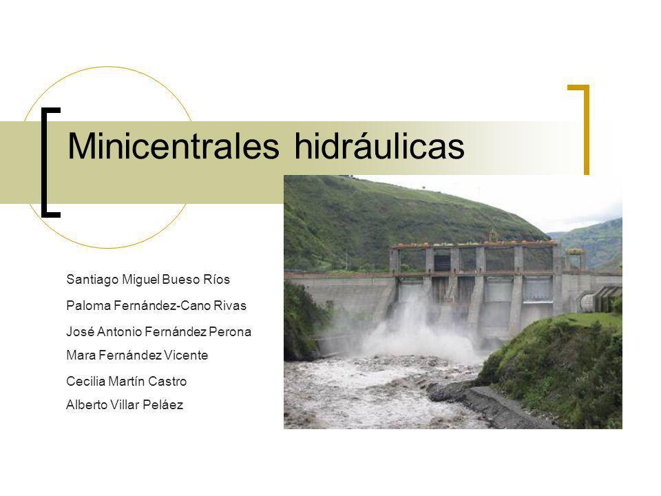 Recursos hidroeléctricos limitados.