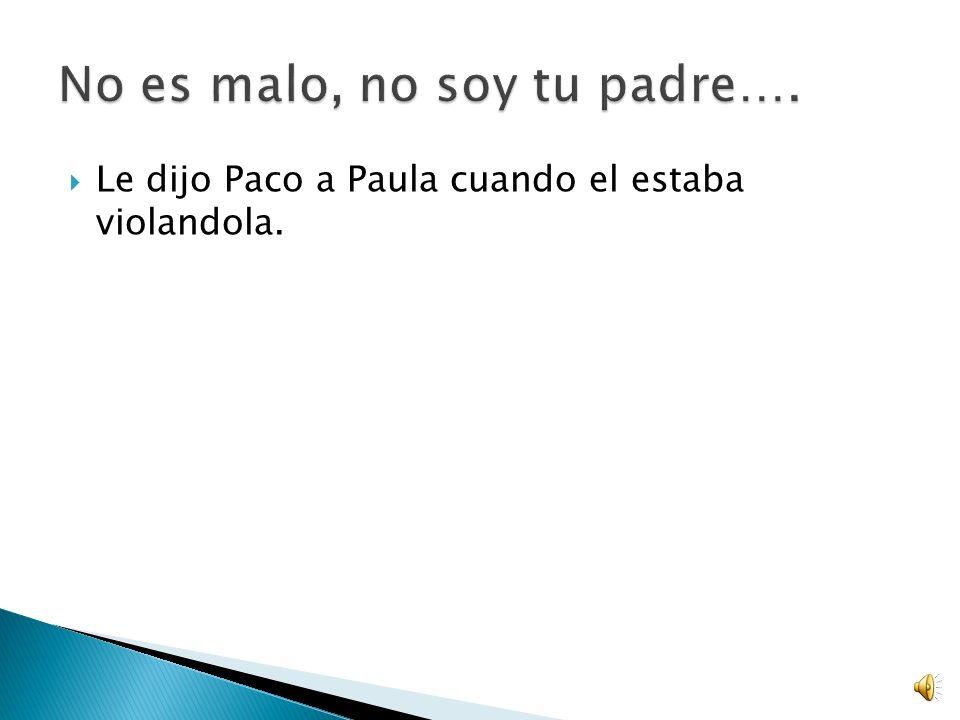 Le dijo Irene a Paula porque ella sabe que Raimunda no la quiere.
