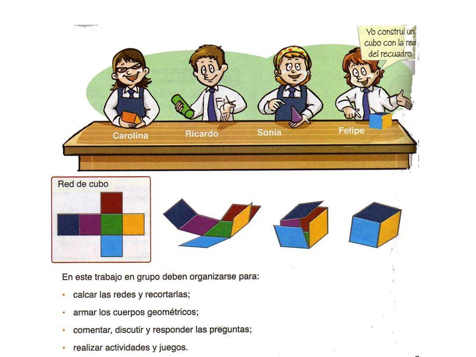1 cara basal hexagonal y 6 caras laterales triangulares = 7 caras en total