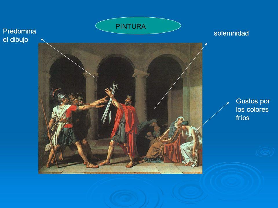 ROMANTICISMO ARQUITECTURA Cúpulas en forma de bulbo, origen oriental Arcos de herradura apuntados.