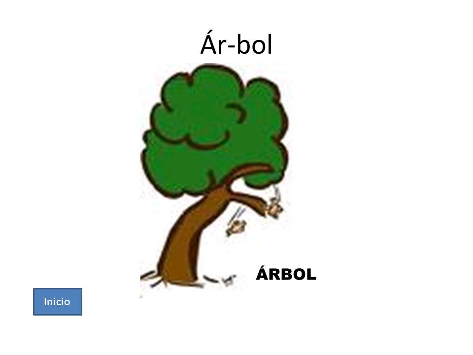 Ár-bol Inicio ÁRBOL