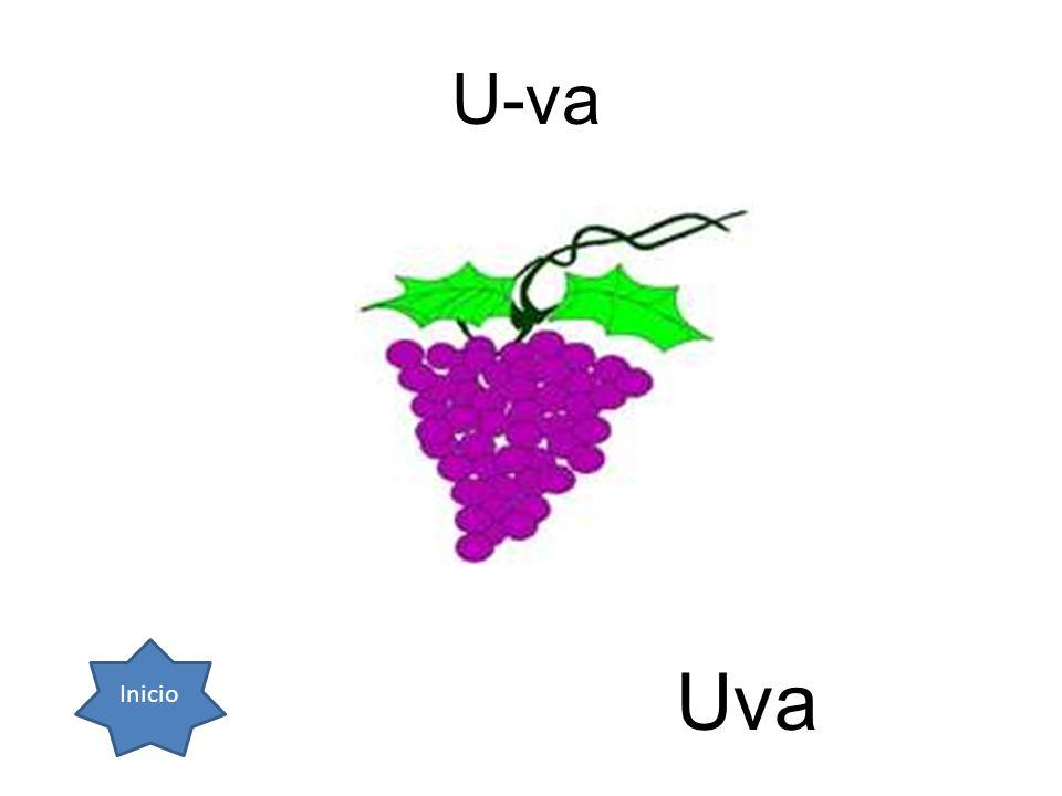 Siguiente Une con una flecha cada dibujo con la vocal por la que empieza a e o i u