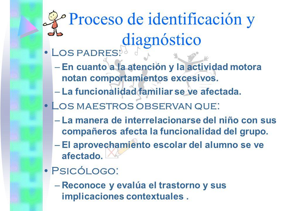 TDAH Definición del TDAH El TDAH es una alteración de las funciones ejecutivas del cerebro. Motivación Concentración Esfuerzo Emoción Memoria Acción