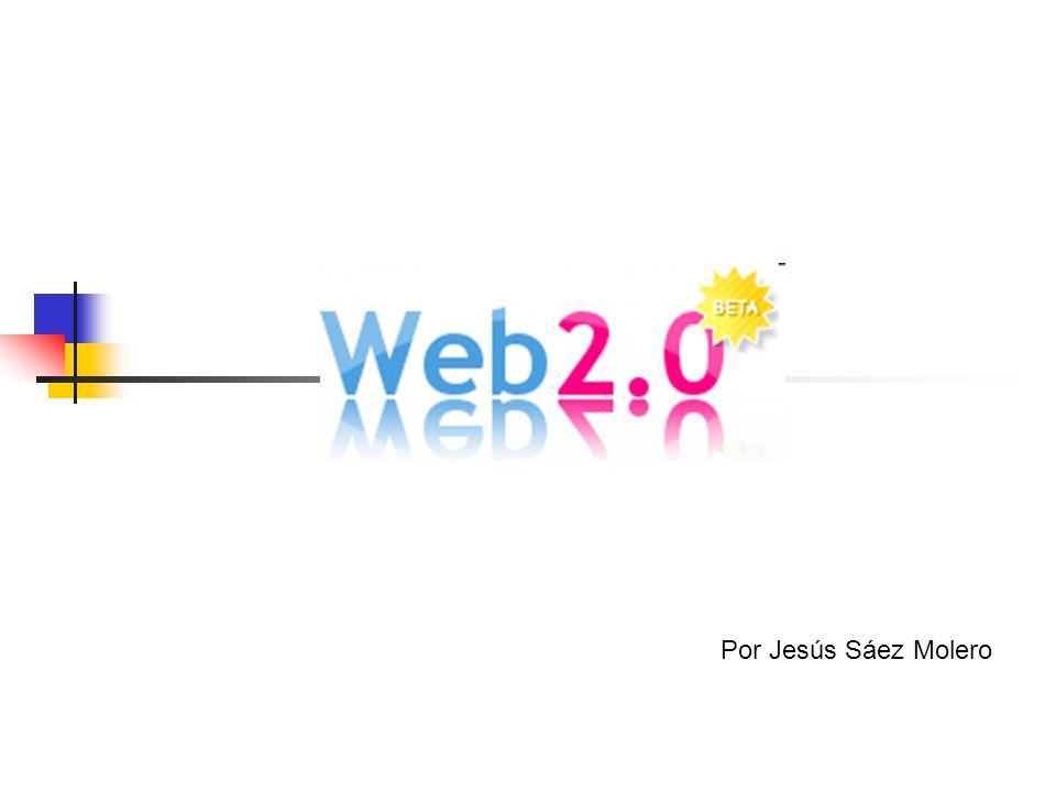 Concepto Web 2.0 Segunda generación en la historia de la Web basada en comunidades de usuarios y una gama especial de servicios, como las redes sociales, los blogs, los wikis o las folcsonomías, que fomentan la colaboración y el intercambio ágil de información entre los usuarios.
