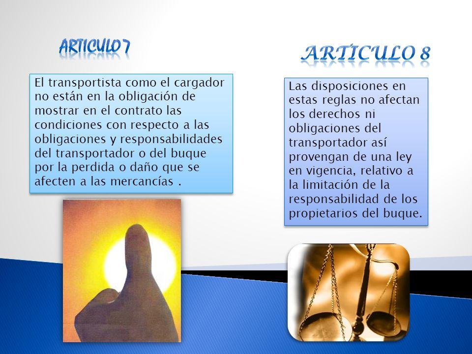 Arbitraje Según el art 22: las partes podrán pactar por escrito que toda controversia relativa al transporte de mercancías en virtud del presente Convenio sea sometida a arbitraje.
