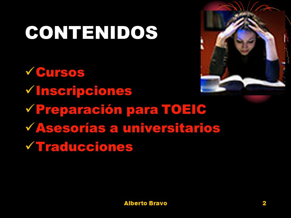 Alberto Bravo1 Bravo-English Aprender Inglés es fácil