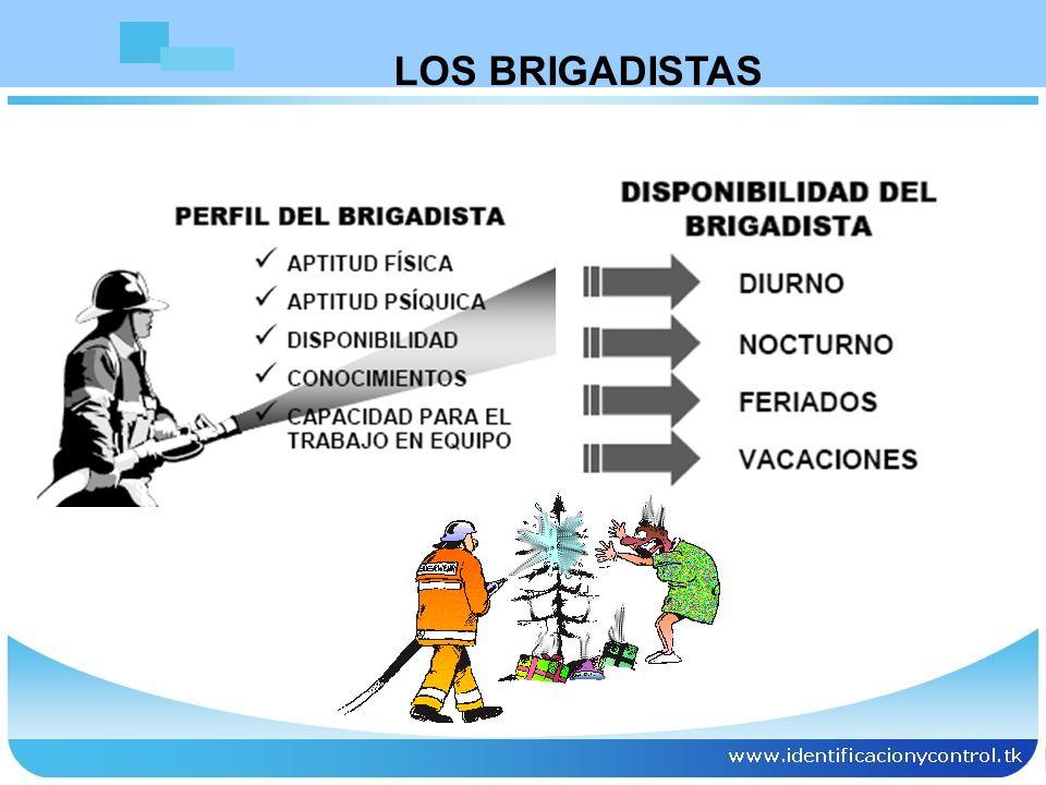 LOS BRIGADISTAS