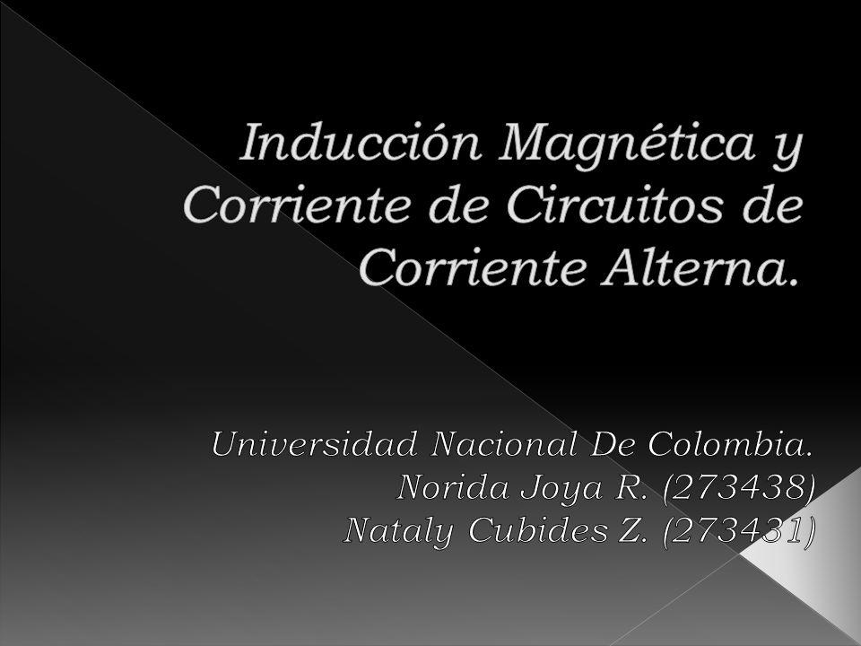 A principios de la década de 1830, Michael Faraday (Inglaterra) y Joseph Henry (USA) descubrieron independientemente que un campo magnético induce una corriente en un conductor, siempre que el campo magnético sea variable.