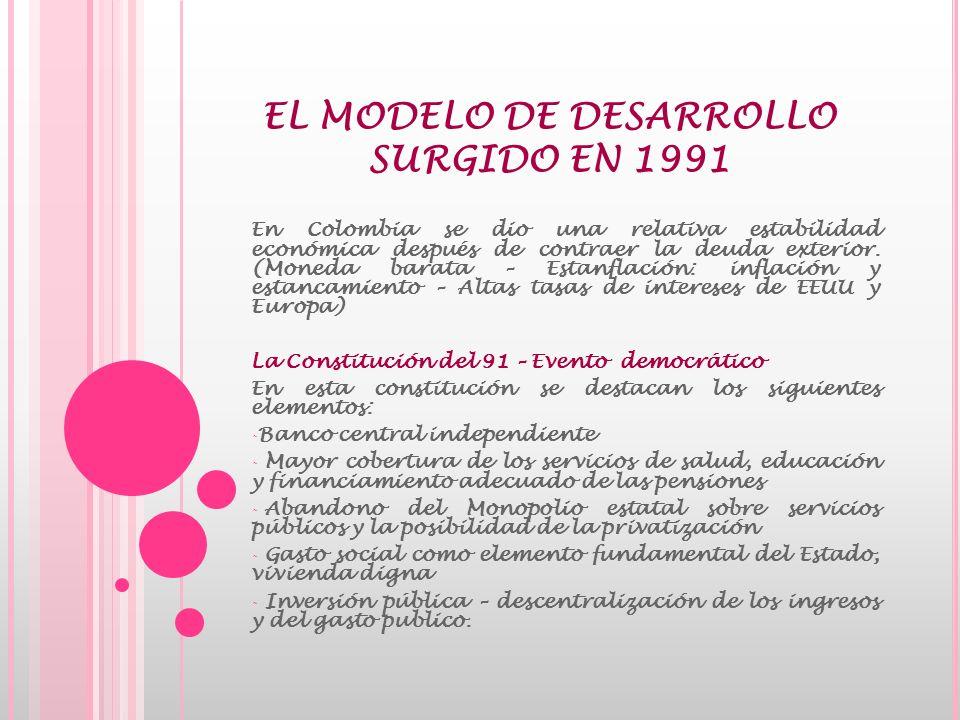 Gobierno Laureano Gómez: Gobierno conservador el cual inauguró un sistema monetario que mantuvo al Estado pobre porque los impuestos eran muy reducidos.
