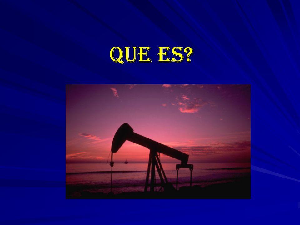 PRODUCCIÓN 1999 --- 820.000 BPD 2002 --- 578.000 BPD 2003 --- 564.000 BPD 2003 a 2005 --- 520.000 BPD RESERVAS 1600 millones de barriles (159 Litros)