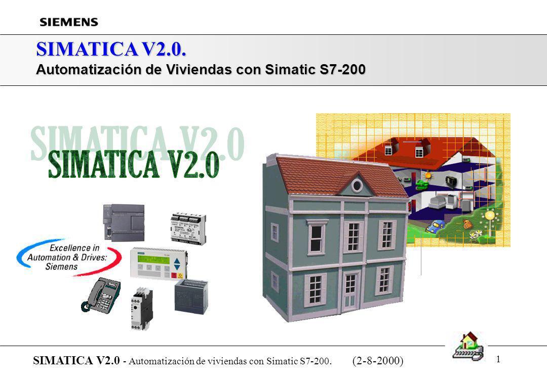 1 SIMATICA V2.0.