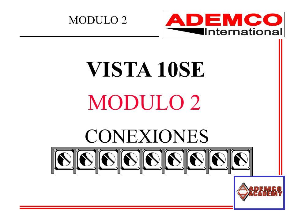 MODULO 2 CONEXIONES VISTA 10SE MODULO 2