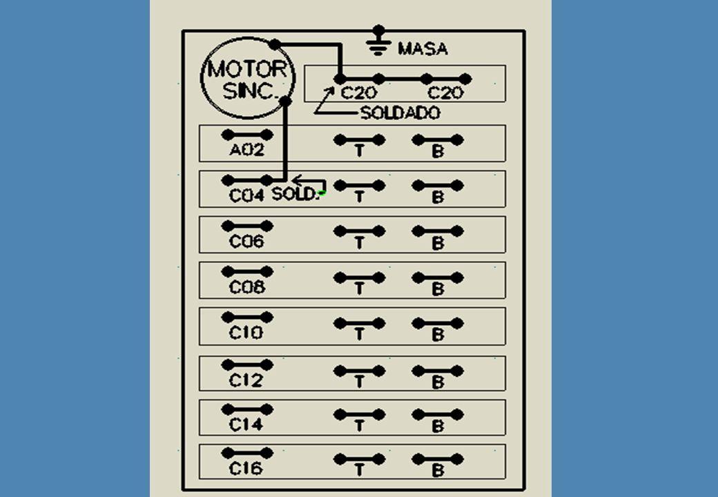 Recomendaciones finales Los diagramas eléctricos corresponden a un programador electromecánico que es usado en varias marcas de lavarropas.