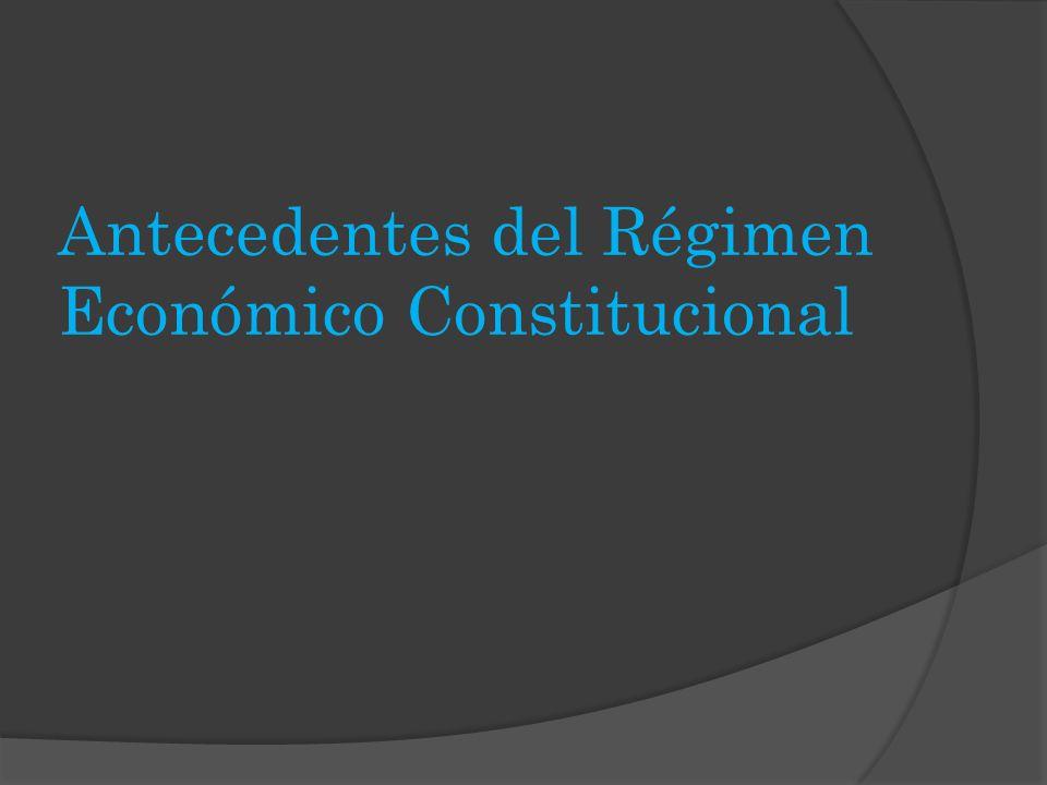 LIBERTAD ECONOMICA Y LIBRE COMPETENCIA Nociones Evolución Contenido