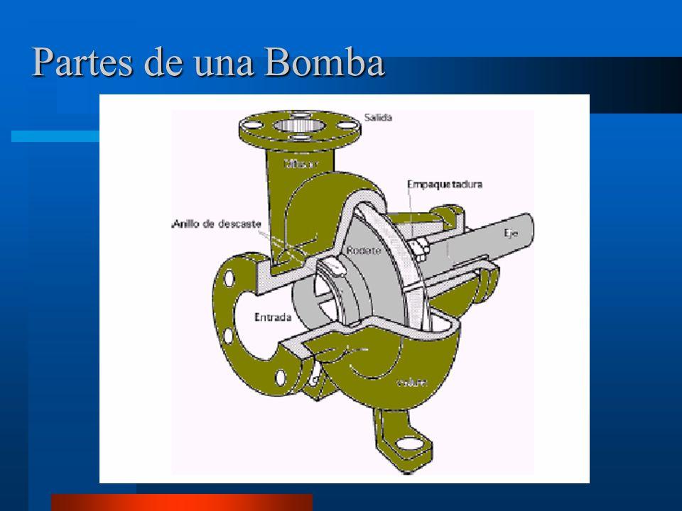Partes de una Bomba