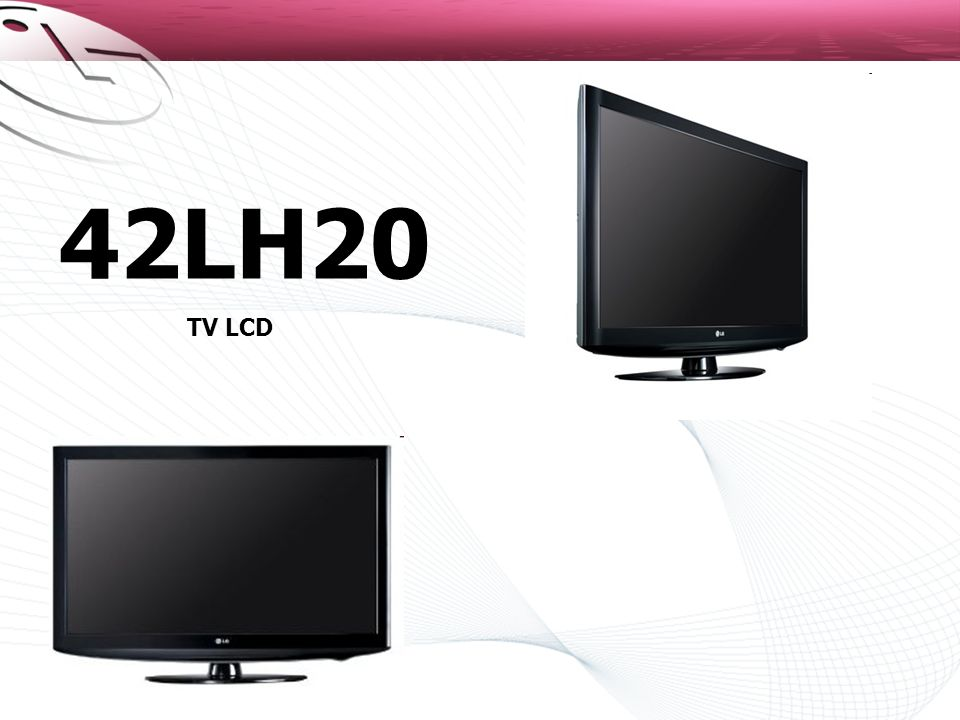 42LH20 TV LCD