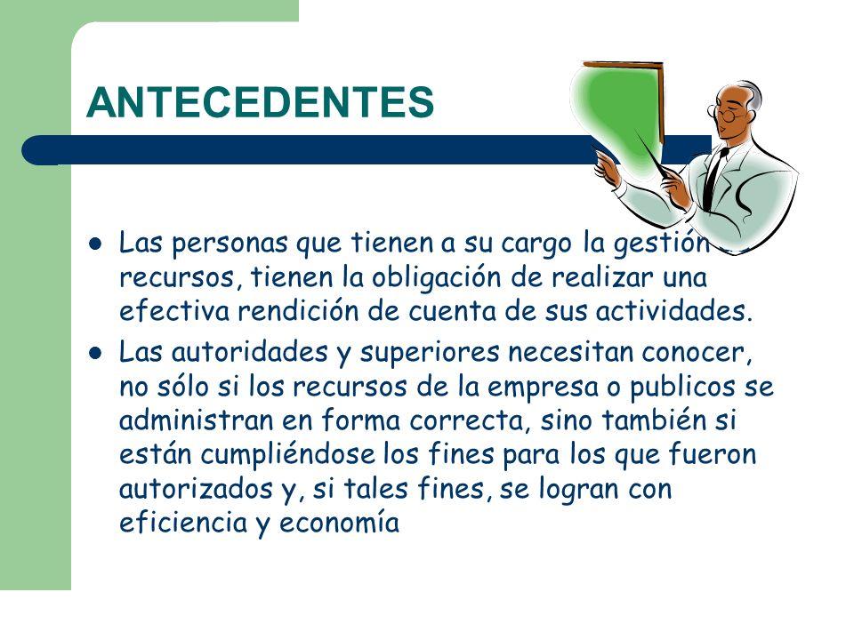 Fase de Ejecución Control Interno - Definición CI describe las acciones adoptadas por los directores de entidades, gerentes o administradores, para evaluar y monitorear las operaciones en sus entidades.