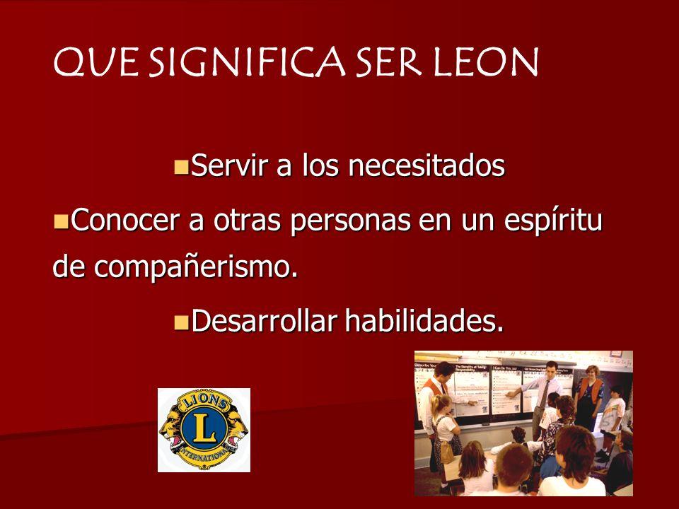 Servir a los necesitados Servir a los necesitados Conocer a otras personas en un espíritu de compañerismo. Conocer a otras personas en un espíritu de