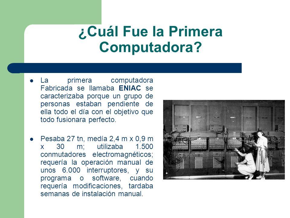 HISTORIA básico La historia del hardware del computador se puede clasificar en cuatro generaciones, cada una caracterizada por un cambio tecnológico de importancia.