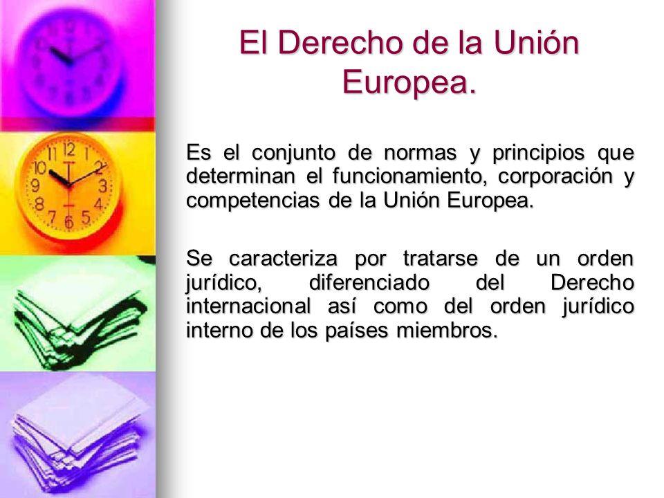 Fuentes obligatorias Decisiones Artículo principal: Decisión (Derecho de la Unión Europea).