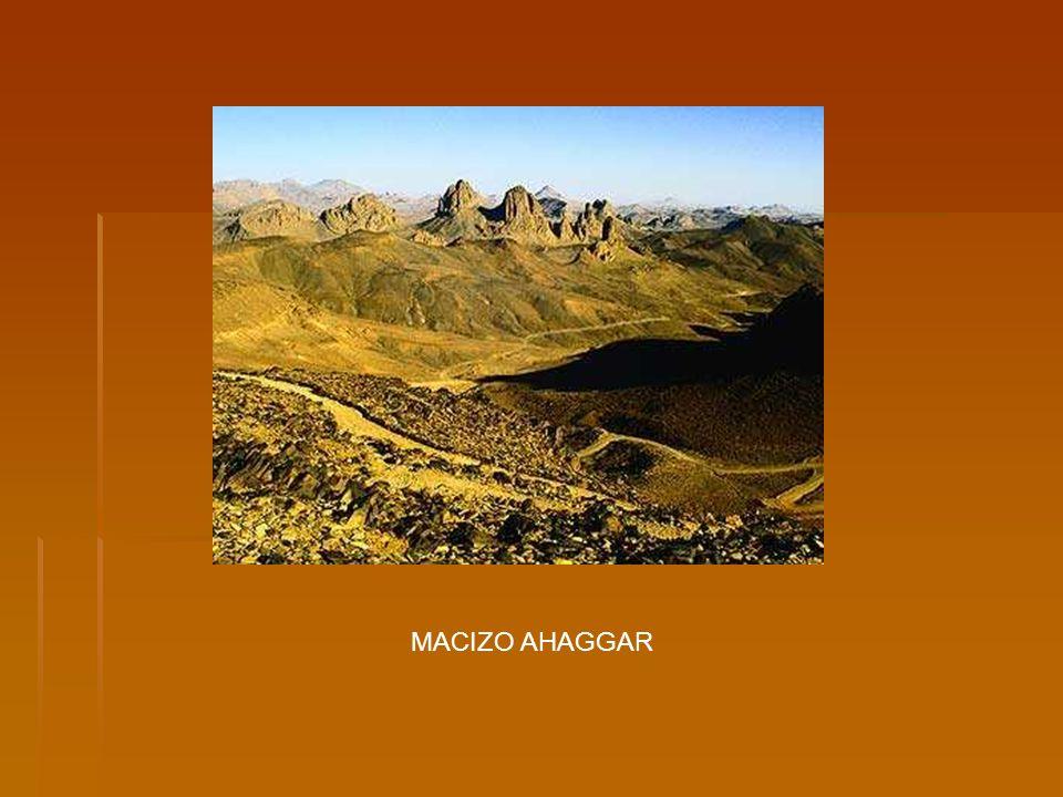 MACIZO AHAGGAR