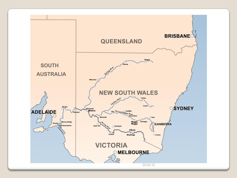 Relieve interior Aunque la mayor parte de su territorio se concentra en Australia, las islas se extienden por el Pacífico.