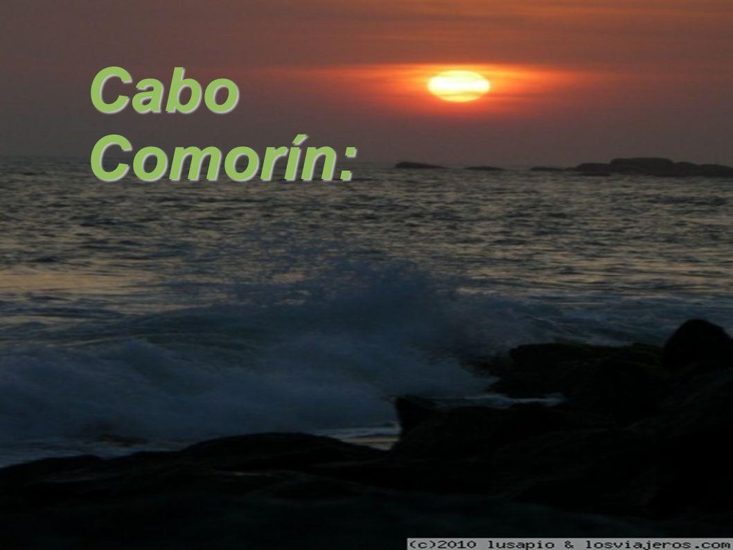 Cabo Comorín: