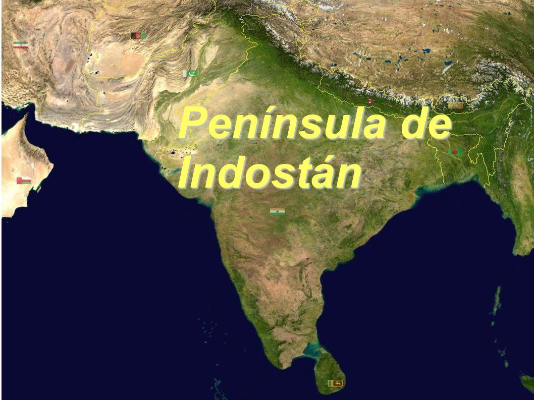 Península de Indostán